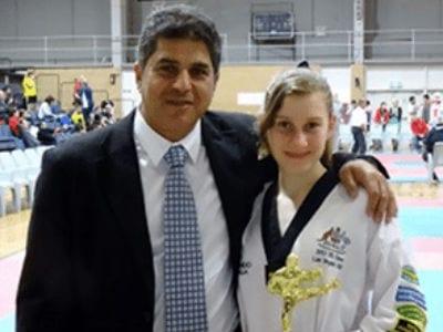 taekwondo championships marrickville