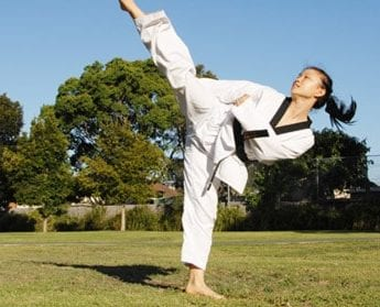 self defence for teens in marrickville