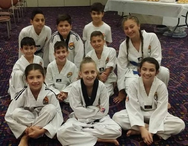 Pinnacle Martial Arts Taekwondo Team