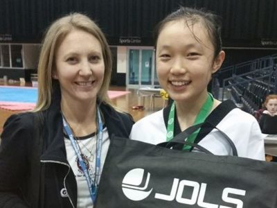 rose taekwondo champion pinnacle martial arts in marrickville and chester hill