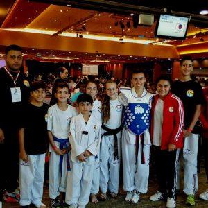 sydney teakwondo championships