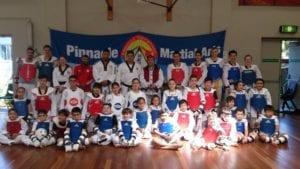 olympic taekwondo sydney