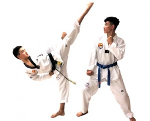 Pinnacle Taekwondo Martial Arts training in Chester Hill for kids, teens and adults