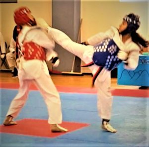Pinnacle Taekwondo Martial Arts training in Marrickville for kids teens and adults