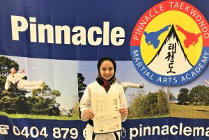 Taekwondo Martial Arts Chester Hill Grading-Pinnacle Martial Arts in Chester Hill South West Sydney for kids, teens and adults