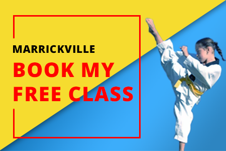Book Free Martial Arts Classes in Marrickville