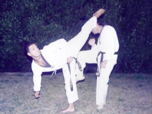 Pinnacle Martial Arts Grand Master Tony Ibrahim