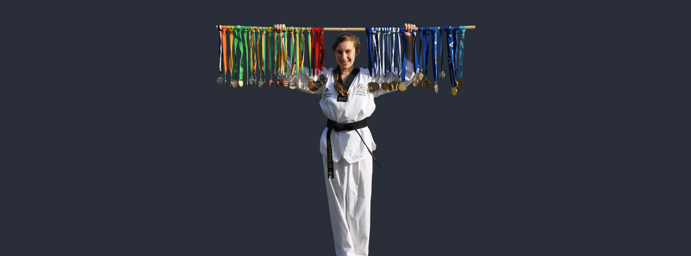 Taekwondo in Marrickville for kids teens and adults